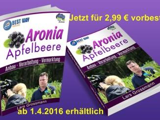 Aronia Apfelbeere Buch