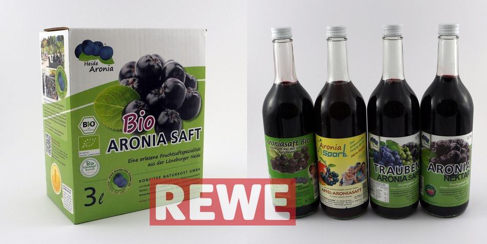 Aroniasaft Rewe
