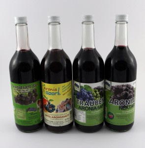 Aronia Fruchtsaft Mix