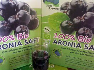 Bio Aroniasaft Heide Aronia