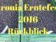 Aronia Erntefest 2016 Rückblick