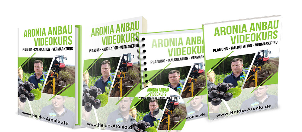 Videokurs Aronia Anbau