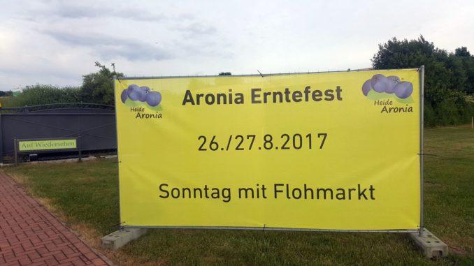 Aroniafest 2017