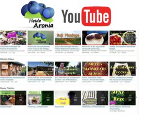 Heide Aronia Youtube Kanal