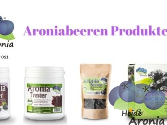 Aronia Produkte von Heide Aronia