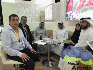 Heide Aronia WOP Dubai 2017