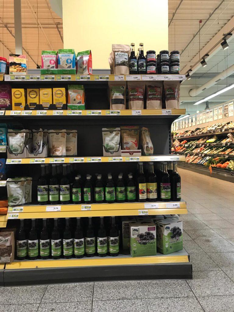 Heide Aronia Produkte E-Center Melle