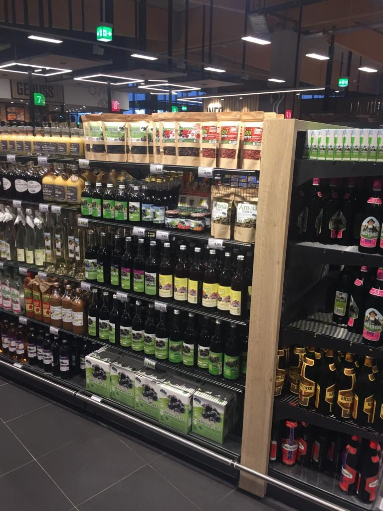 Heide Aronia Produkte E-Center Soltau