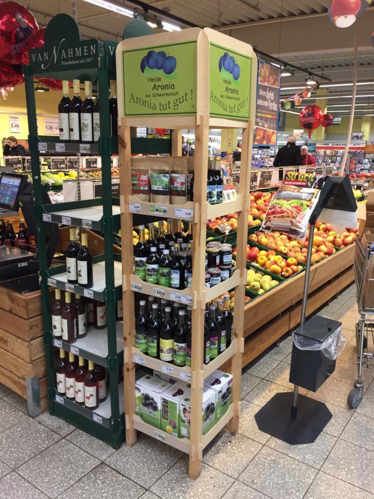 Heide Aronia Produkte E-Center Walsrode