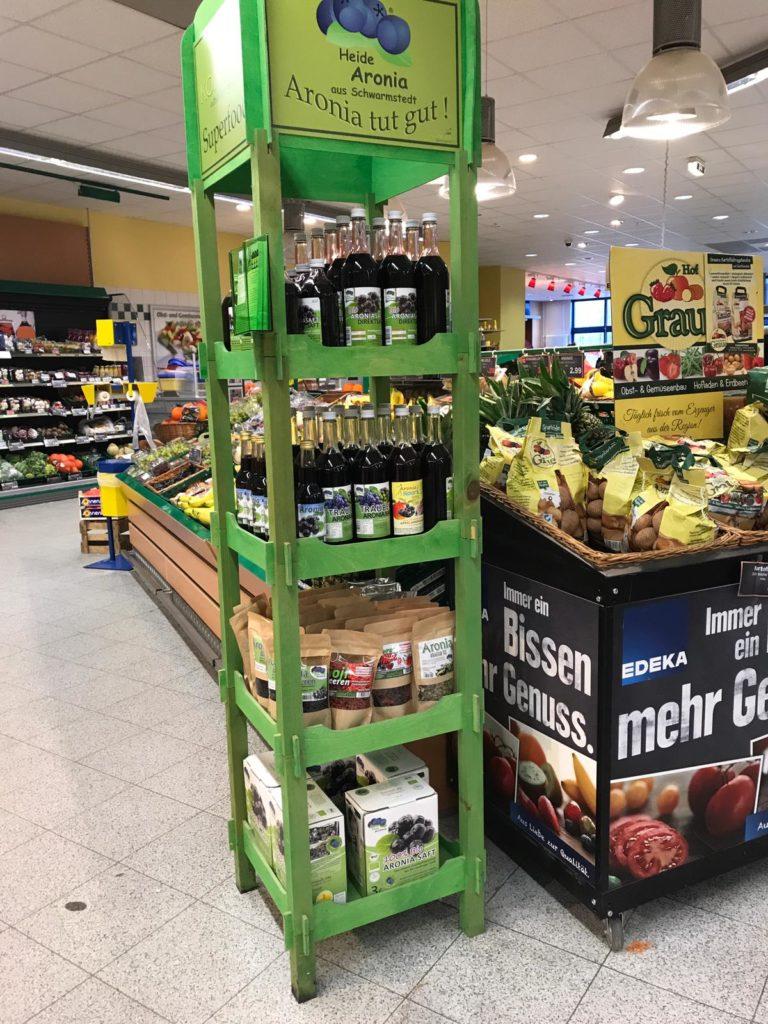 Heide Aronia Produkte EDEKA Kirchhoff Stolzenau