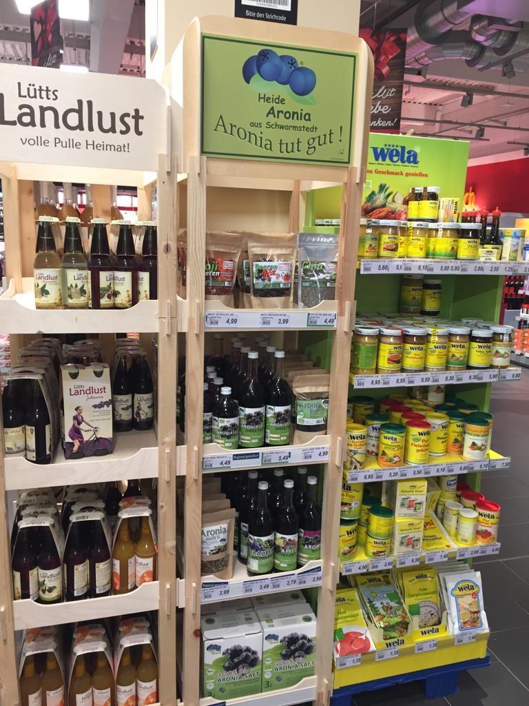 Heide Aronia Produkte Famila Celle