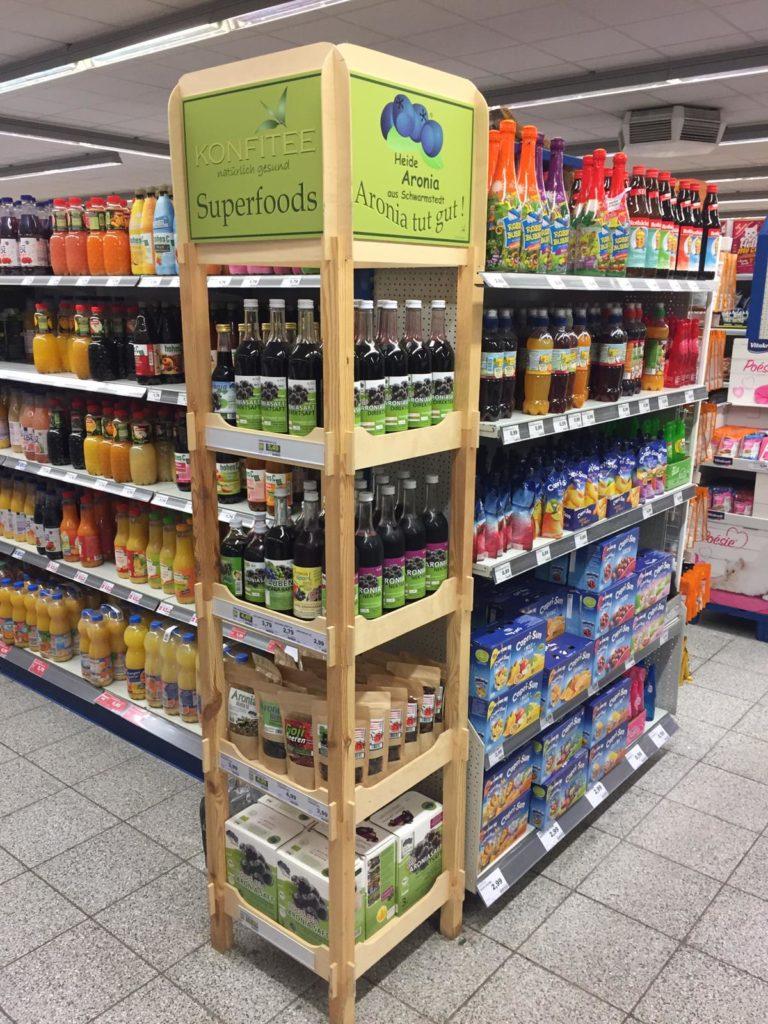 Heide Aronia Produkte Famila Neustadt