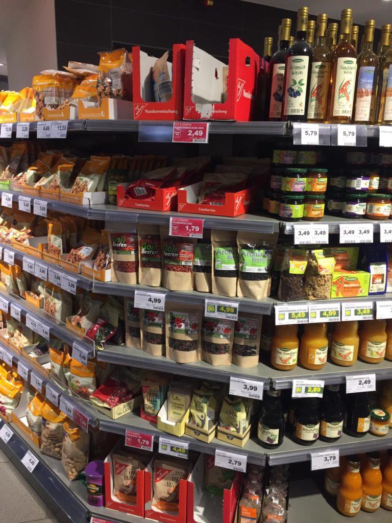 Heide Aronia Produkte Marktkauf Wunstorf
