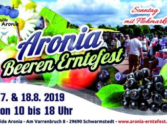 Aronia Erntefest Schwarmstedt