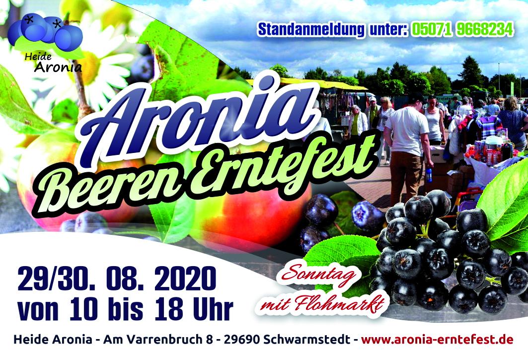 Aronia Erntefest 2020