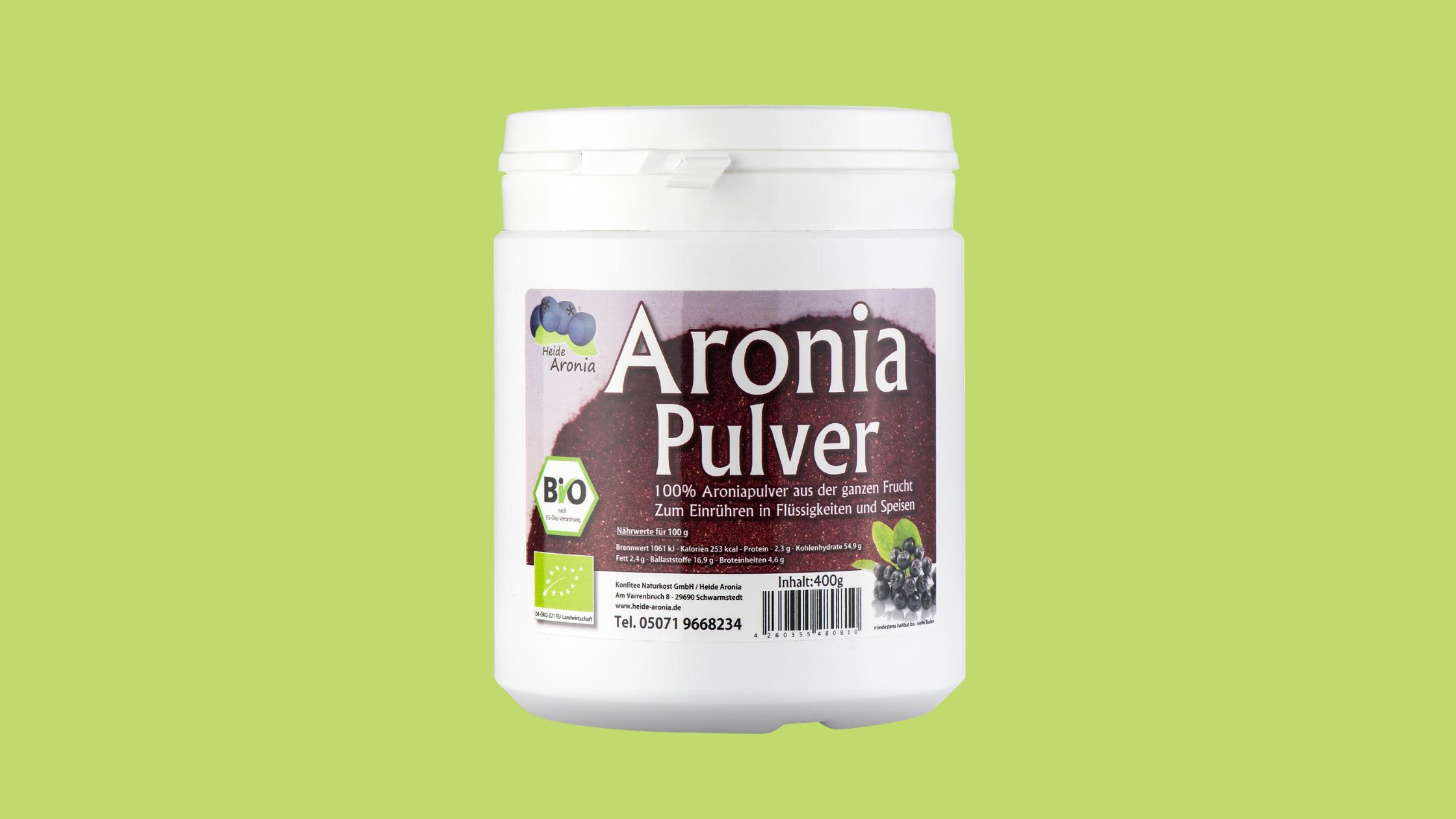 Aroniapulver